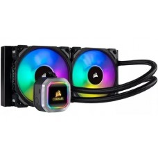 Water Cooler Corsair H100i 240mm RGB PLATINUM - CW-9060039-WW