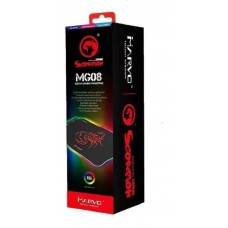 Mousepad Led Rgb Gamer Marvo Mg08 Rgb Control