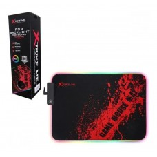 Mousepad Gamer Mp-602 Rgb Médio (350x250x3mm) Xtrike Me