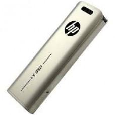 Pen Drive Hp Fd796l 32gb Usb 3.1 Prata