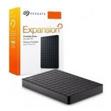 HD Externo Seagate 2TB Expansion Portátil USB 3.0 Black - STEA2000400