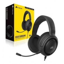 Headset Gamer Corsair Hs45 Surround 7.1 Carbon Pc Ps4 X-one - CA-9011220-NA