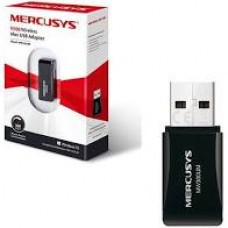 Adaptador Usb Wireless N300 Mw300um Mercusys