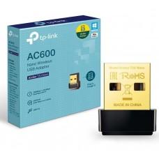 Adaptador Usb Tplink T2u Ac600 Dual Band Wifi Archer Ac600
