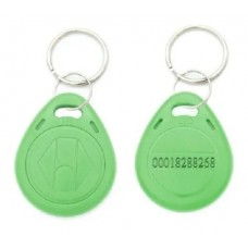 Tag Acesso Chaveiro Rfid 125khz Em4100 tag Verde claro