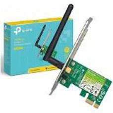 Placa De Rede Tplink Pci Exp. Wless 150mbps Tl-wn781nd