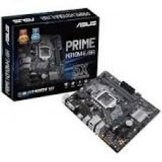 Placa Mae Asus Prime H310m-e/br 1151 Ddr4 Hdmi Vga M.2 Matx