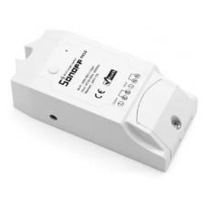 Interruptor Wi-fi Sonoff 2ch Canais Dual Autom Residencial