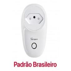 Tomada Inteligente Sonoff S26 Wi-fi Smart Home M0802020005