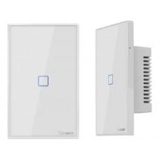 Interruptor Sonoff 1 Botao Touch Wifi T0us1c Google E Alexa