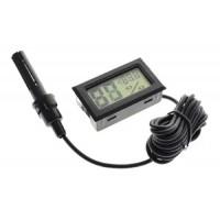 Mini Termômetro Higrômetro Digital Lcd Temperatura Umidade